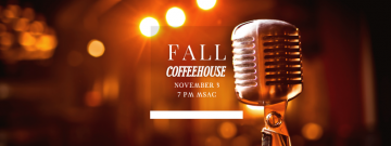Event Notice – 2017 Coffee House